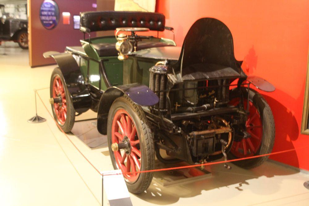 Musée des 24h du Mans IMG_1016