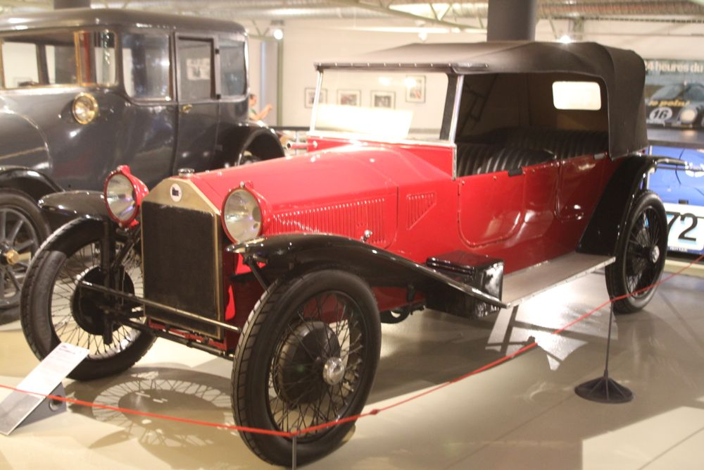 Musée des 24h du Mans IMG_1025