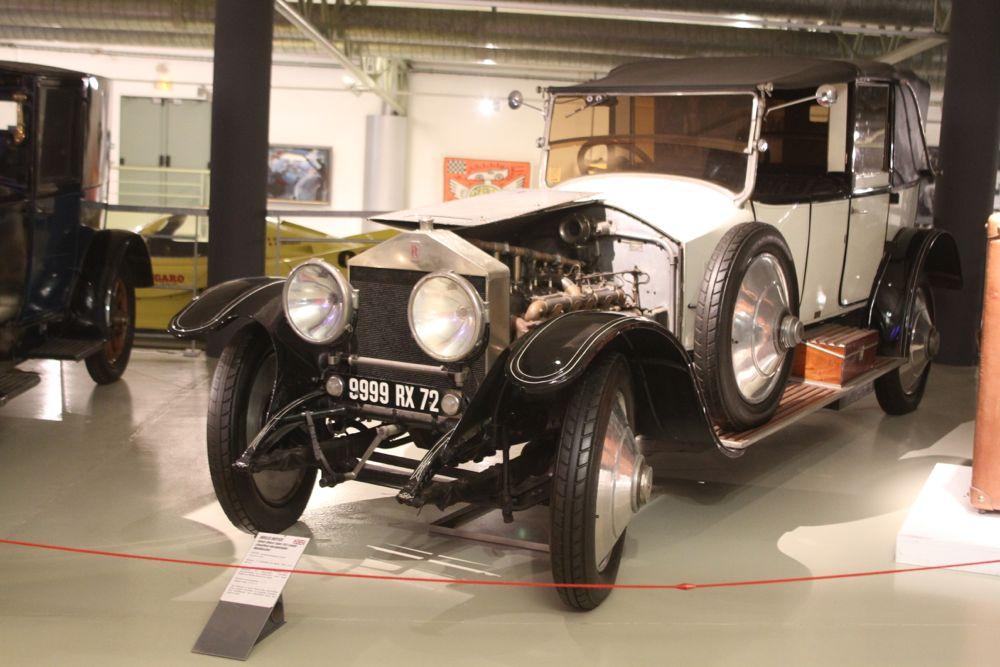 Musée des 24h du Mans IMG_1026