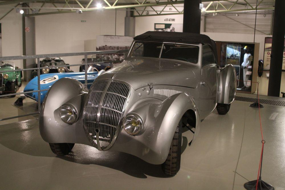 Musée des 24h du Mans IMG_1032