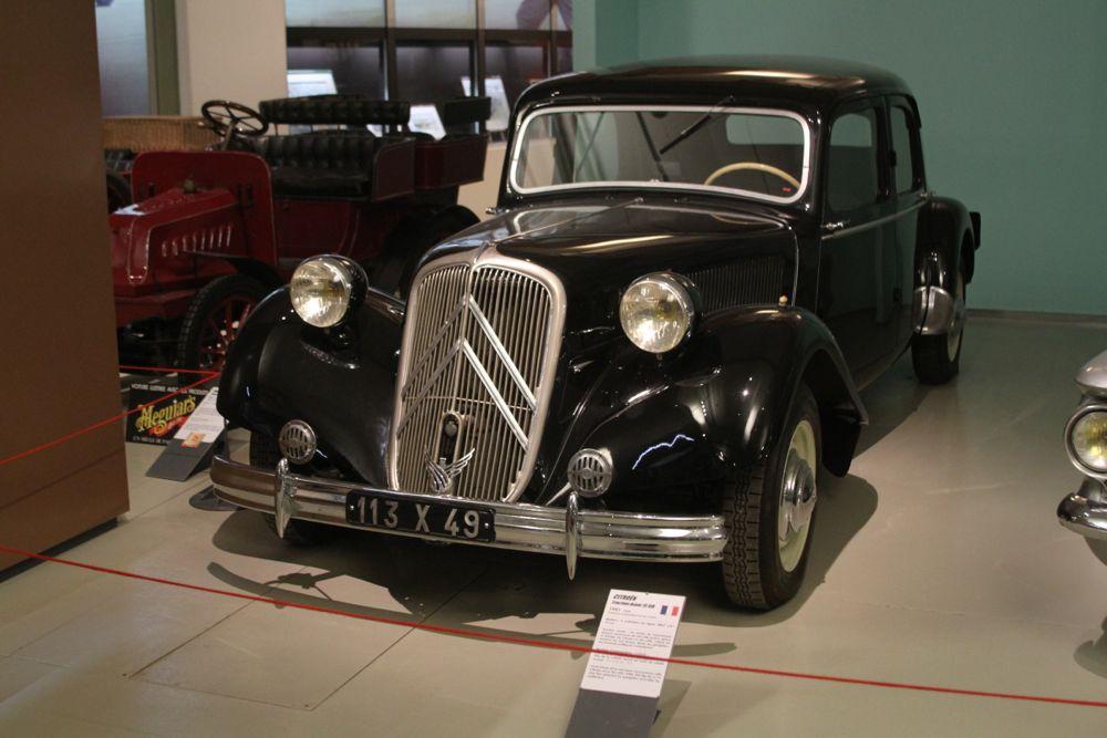 Musée des 24h du Mans IMG_1040