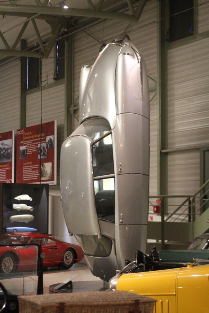 Musée des 24h du Mans IMG_1052