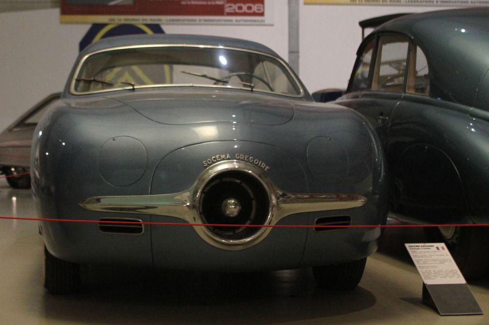 Musée des 24h du Mans IMG_1060