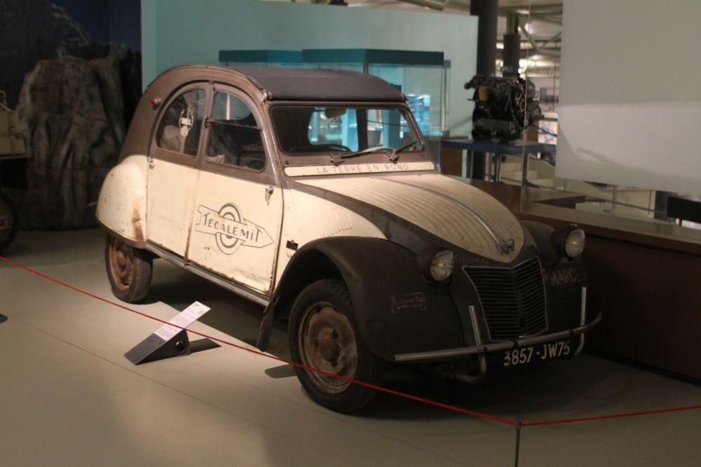 Musée des 24h du Mans IMG_1072