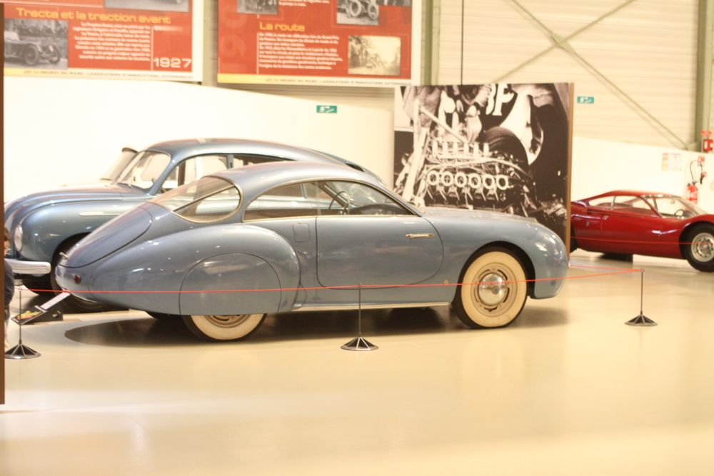 Musée des 24h du Mans IMG_1074