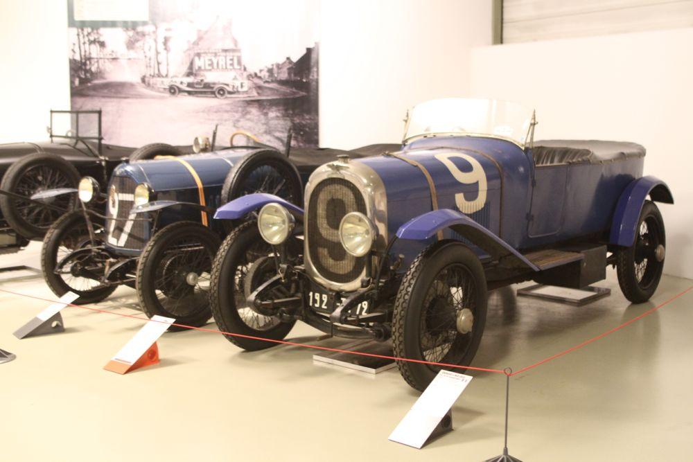 Musée des 24h du Mans IMG_1078