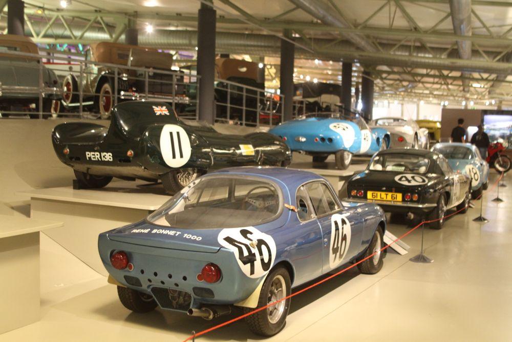 Musée des 24h du Mans IMG_1082