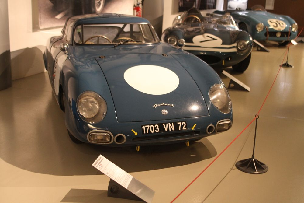Musée des 24h du Mans IMG_1091