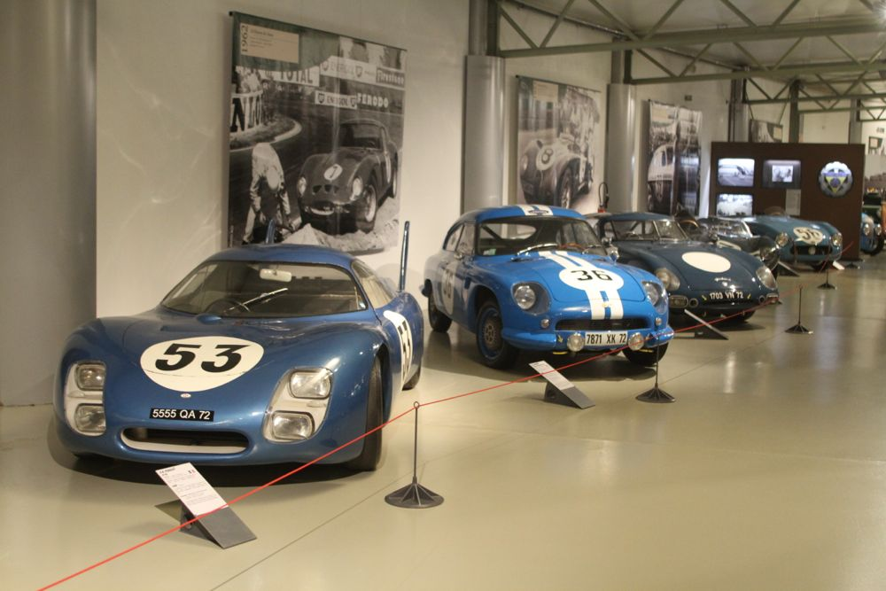 Musée des 24h du Mans IMG_1092