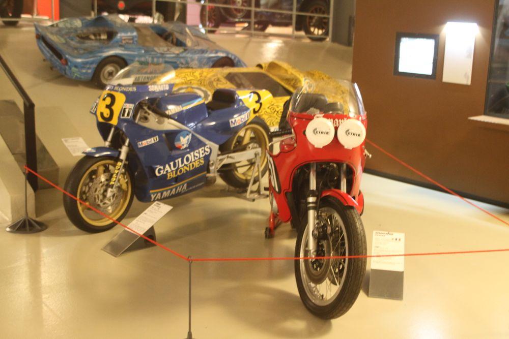 Musée des 24h du Mans IMG_1094