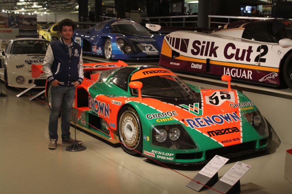 Musée des 24h du Mans IMG_1097