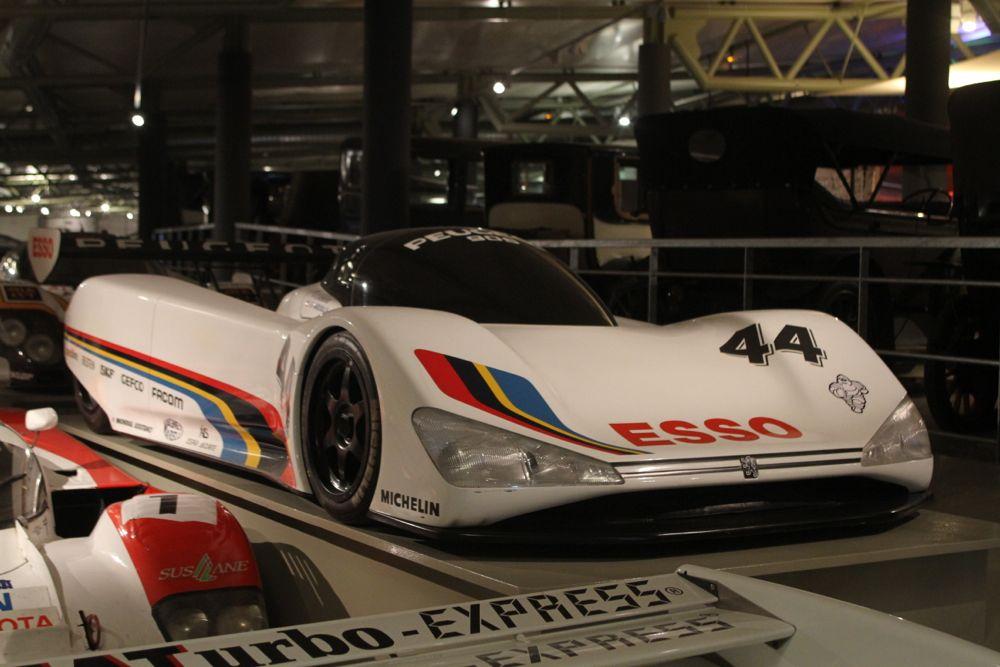 Musée des 24h du Mans IMG_1100