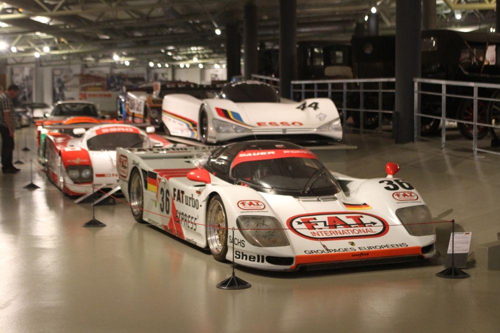 Musée des 24h du Mans IMG_1101