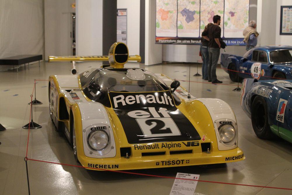 Musée des 24h du Mans IMG_1105