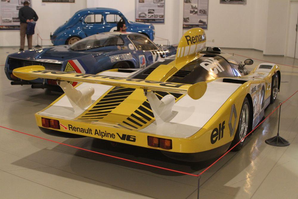 Musée des 24h du Mans IMG_1111